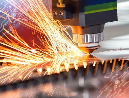 NEXTTEC | ¿Cómo funciona una Máquina de Corte Láser