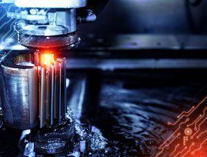 Nexttec | Barrenadoras por Electroerosión EDM alta precisión y control