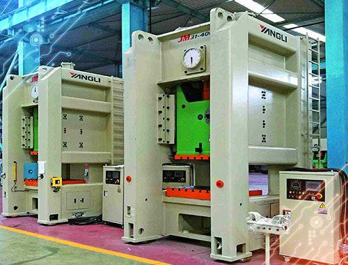 Nexttec | Transformación de Lámina de alta precisión con Prensas Yangli